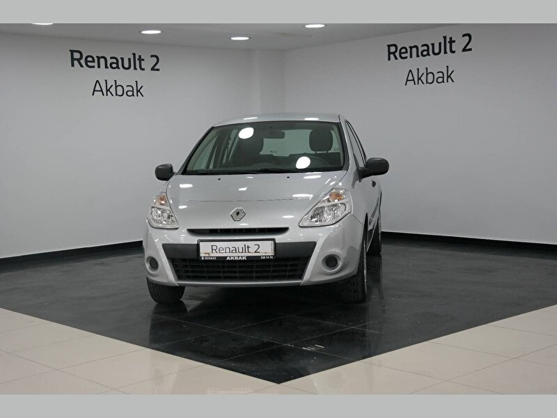 2010 Benzin Manuel Renault Clio Gri AKBAK TURİZM