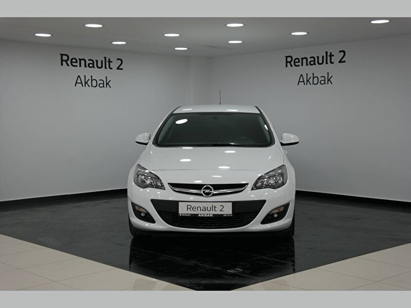 2019 Benzin Otomatik Opel Astra Beyaz AKBAK TURİZM