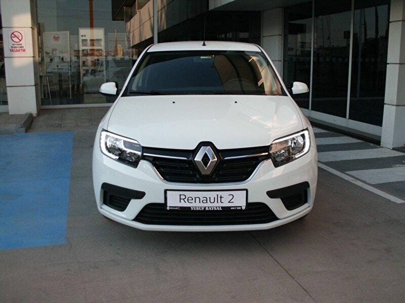 2020 Benzin + LPG Manuel Renault Symbol Beyaz YUSUF BAYSALV