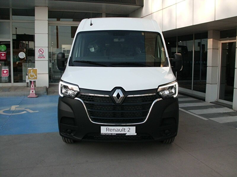 2021 Dizel Manuel Renault Master Beyaz YUSUF BAYSALV