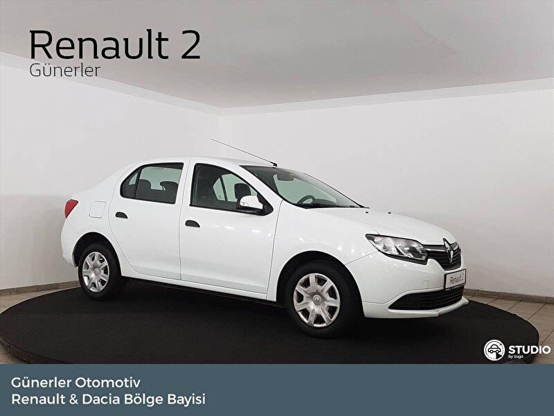 2016 Dizel Manuel Renault Symbol Beyaz GÜNERLER