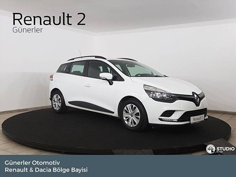 2016 Dizel Manuel Renault Clio Beyaz GÜNERLER