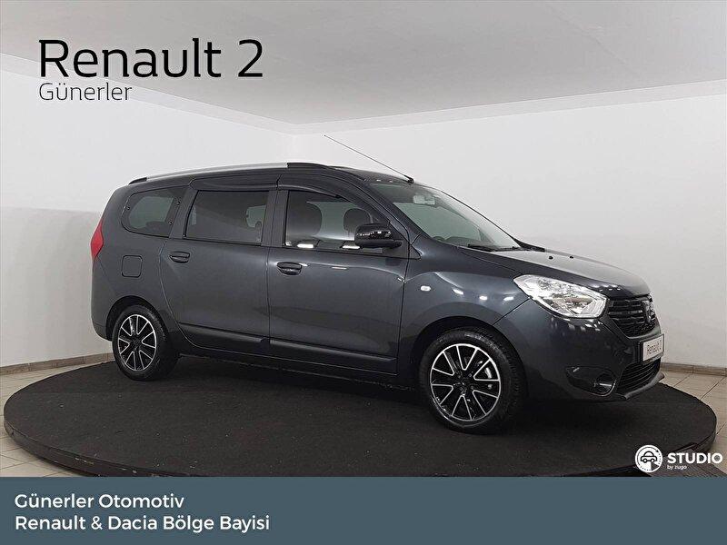 2019 Dizel Manuel Dacia Lodgy Füme GÜNERLER