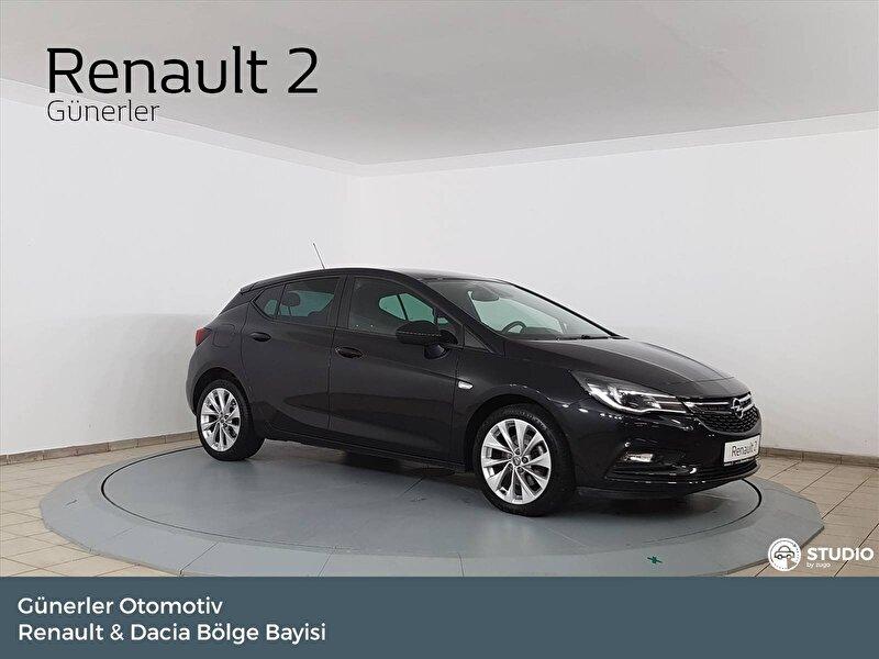 2016 Dizel Manuel Opel Astra Siyah GÜNERLER