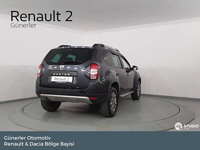 2016 Dizel Manuel Dacia Duster Füme GÜNERLER