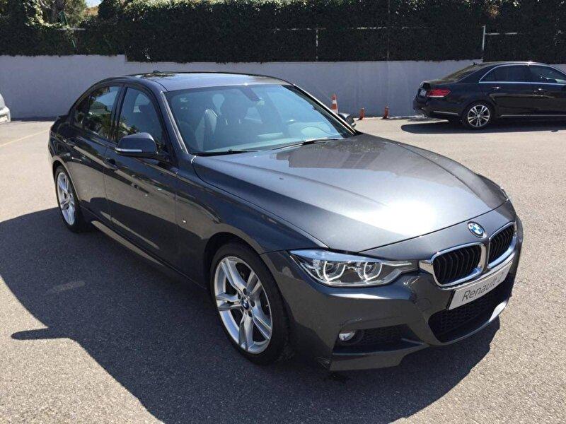 2015 Benzin Otomatik BMW 3 Serisi Füme DEMİRKOLLAR