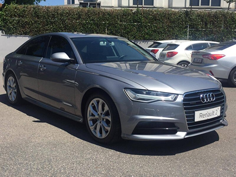 2017 Benzin Otomatik Audi A6 Gri DEMİRKOLLAR