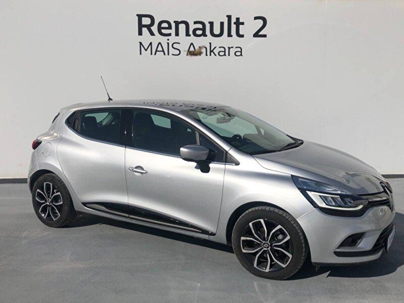 2018 Dizel Otomatik Renault Clio Gri MAİS-ANKARA