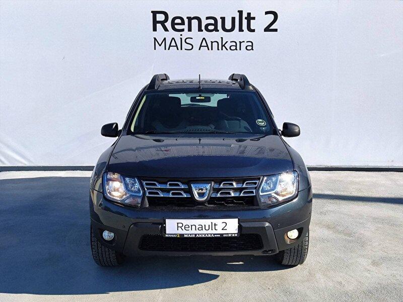 2016 Dizel Manuel Dacia Duster Gri MAİS-ANKARA