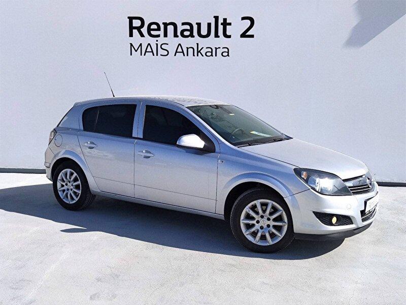2013 Benzin + LPG Manuel Opel Astra Gri MAİS-ANKARA