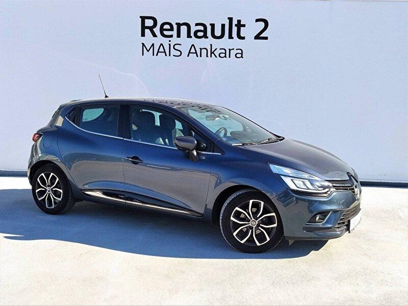 2019 Dizel Otomatik Renault Clio Gri MAİS-ANKARA