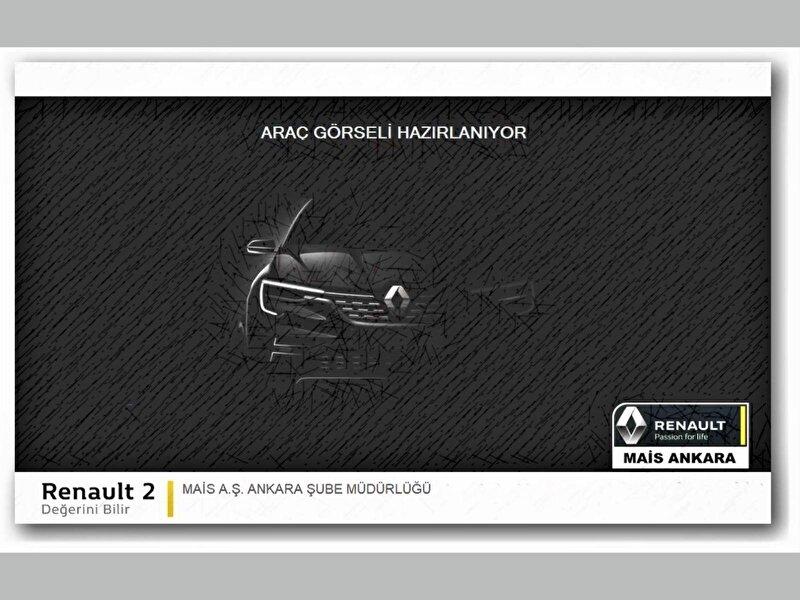 2020 Benzin Otomatik Renault Megane Beyaz MAİS-ANKARA