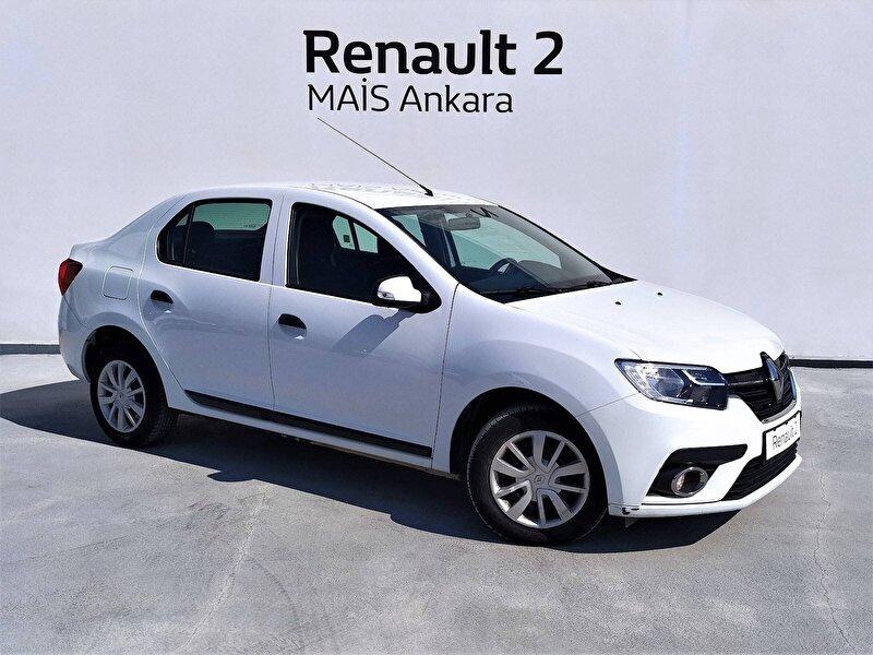 2019 Benzin Manuel Renault Symbol Beyaz MAİS-ANKARA