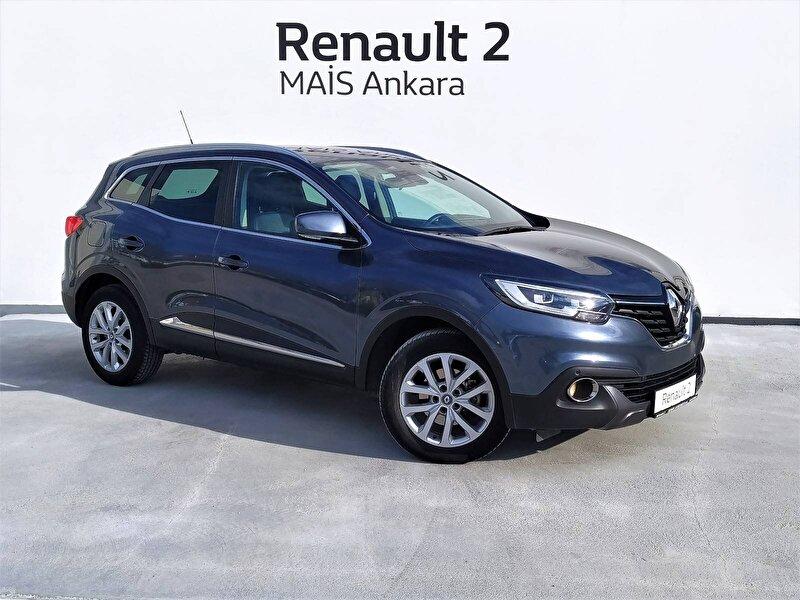 2017 Dizel Otomatik Renault Kadjar Füme MAİS-ANKARA