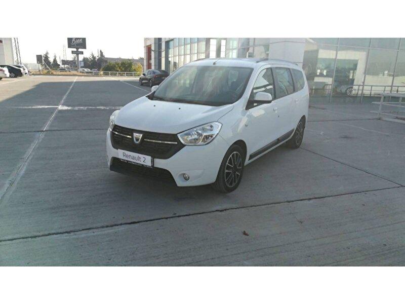 2018 Dizel Manuel Dacia Lodgy Beyaz TAN OTO