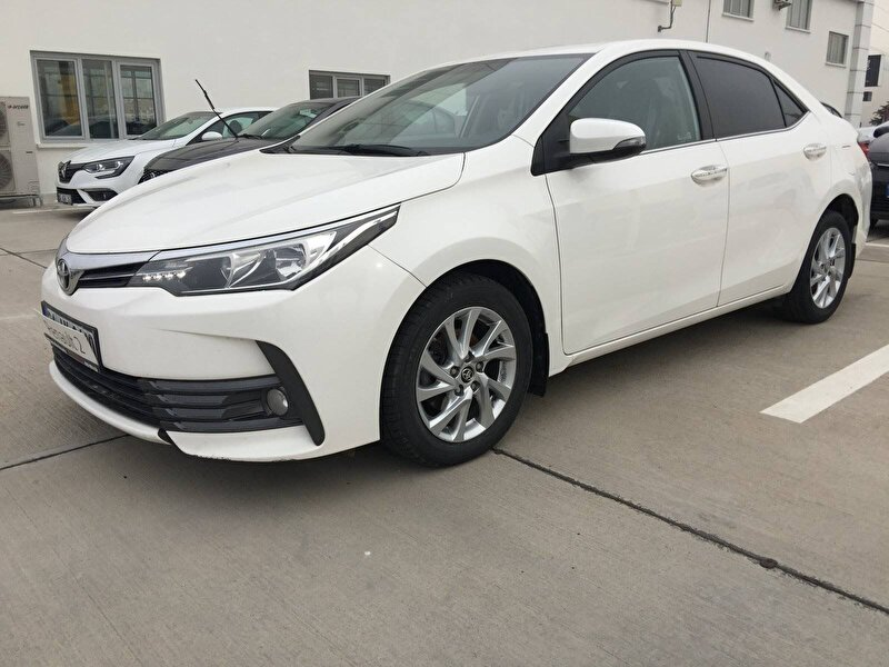 2016 Dizel Otomatik Toyota Corolla Beyaz TAN OTO