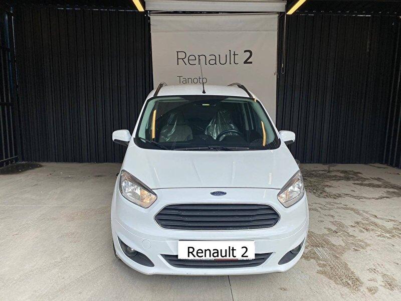 2019 Dizel Otomatik Ford Tourneo Connect Beyaz TAN OTO