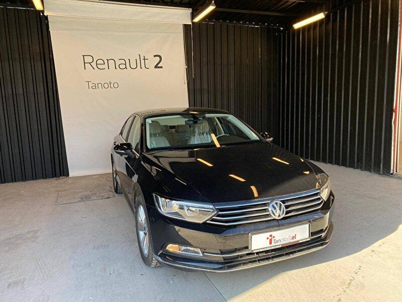 2017 Dizel Otomatik Volkswagen Passat Siyah TAN OTO