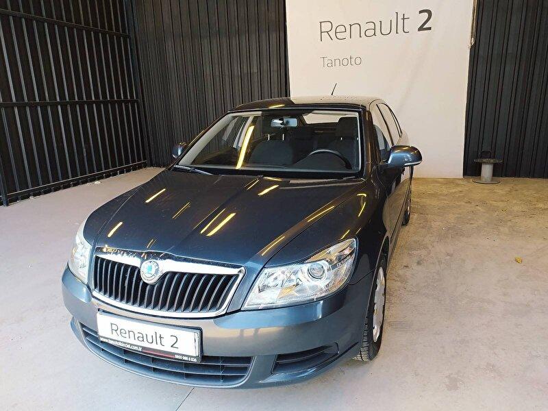 2012 Benzin + LPG Manuel Skoda Octavia Mavi TAN OTO