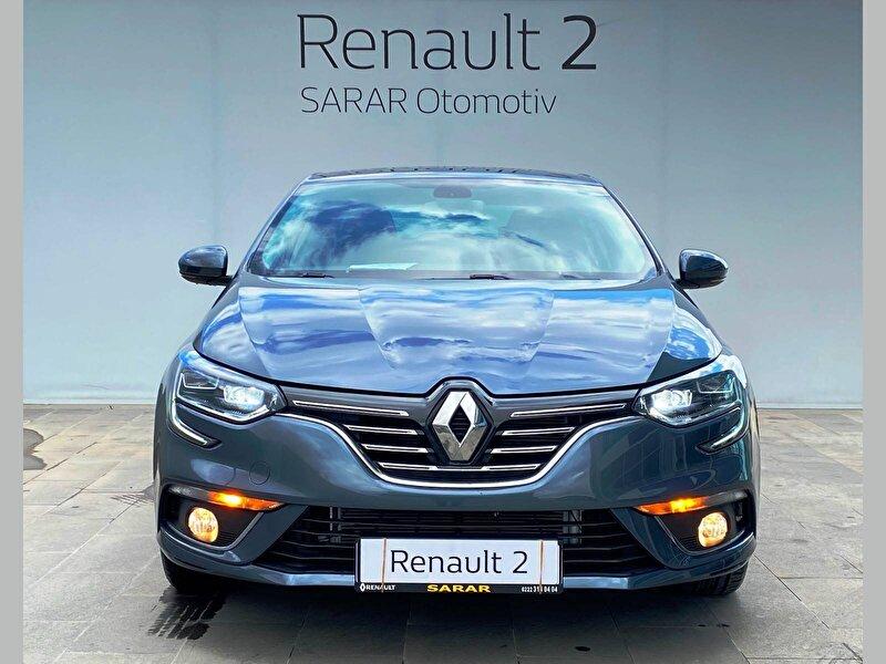 2020 Dizel Otomatik Renault Megane Gri SARAR OTOM