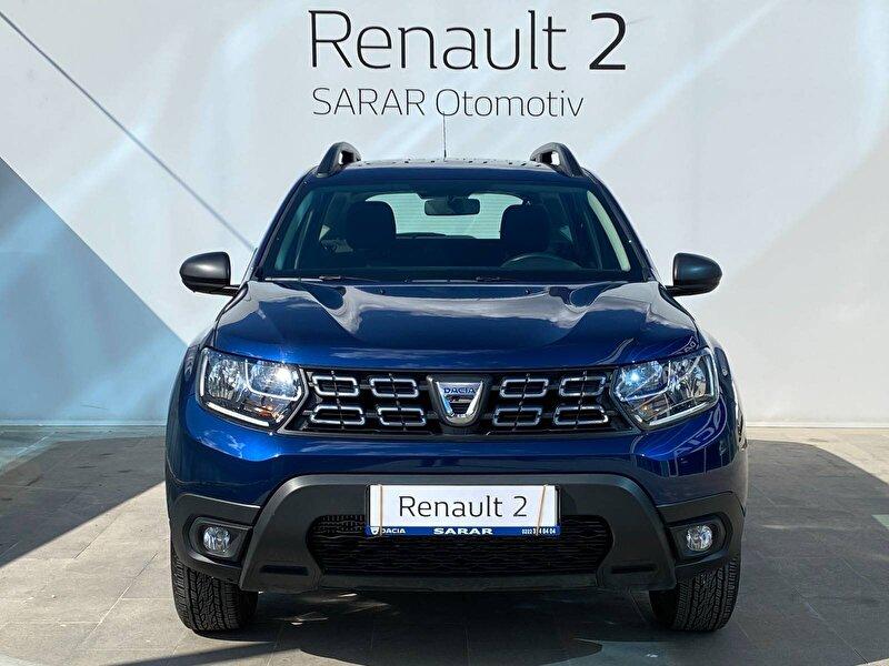 2019 Benzin Manuel Dacia Duster Mavi SARAR OTOM