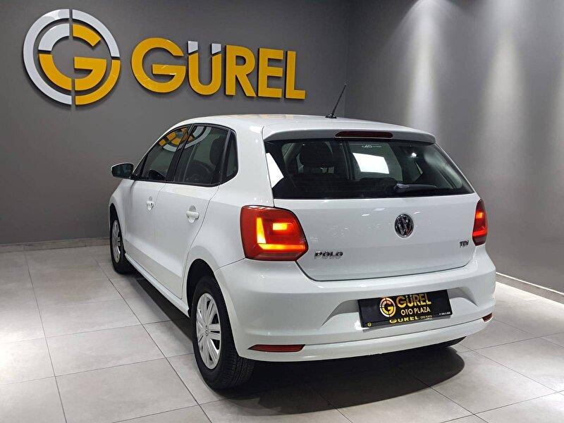 Volkswagen Polo Hatchback 1.4 TDI Trendline