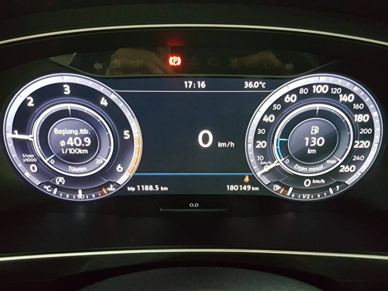 Volkswagen Tiguan SUV 1.6 TDI SCR BMT Comfortline