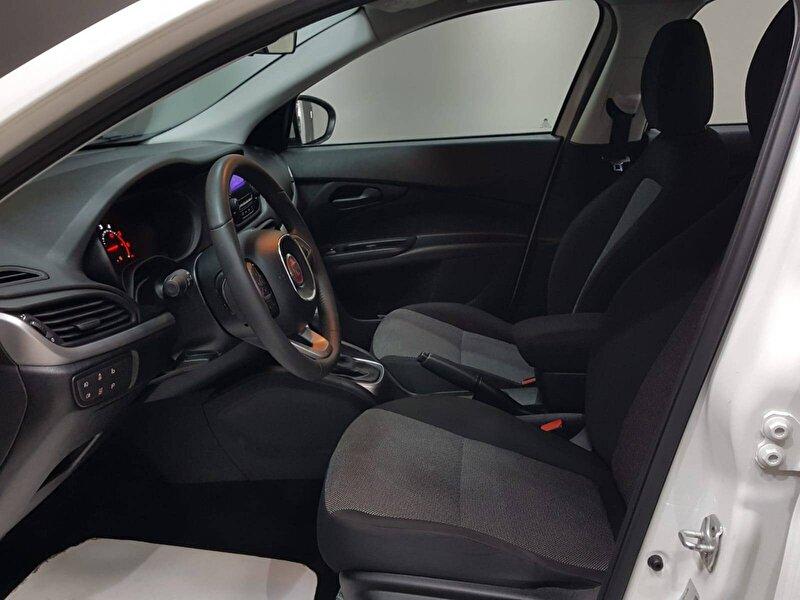 2017 Dizel Otomatik Fiat Egea Beyaz GÜREL OTO
