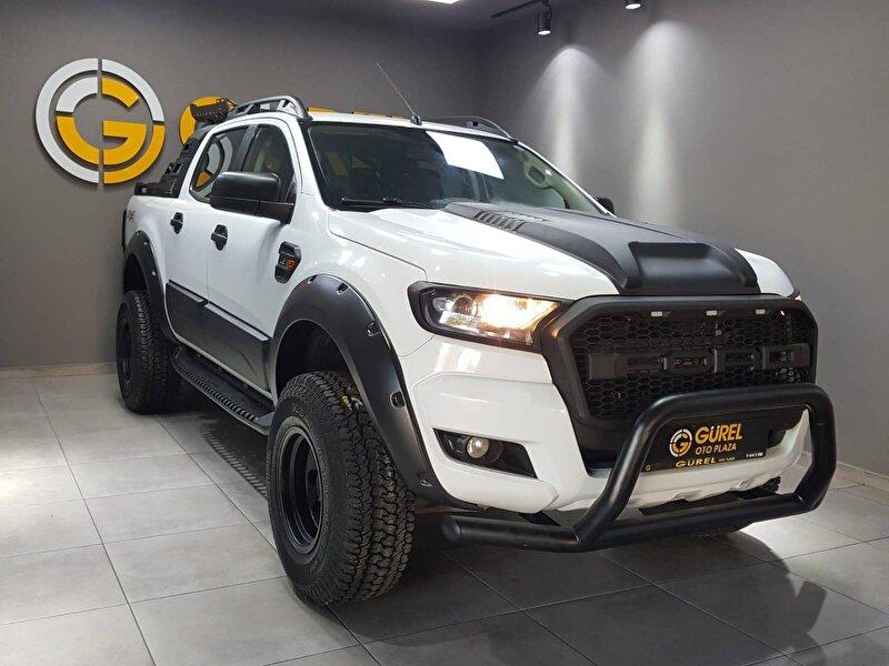 Ford Ranger Çift Kabin Pick-Up 2.2 TDCI 4x4 XLT
