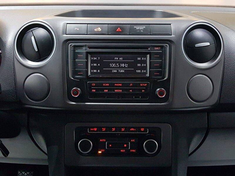Volkswagen Amarok Çift Kabin Pick-Up 2.0 BITDI 4x4 Highline 18J