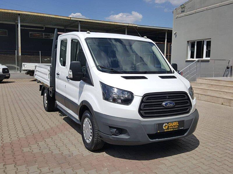 Ford Transit 350 M Çift Kabin