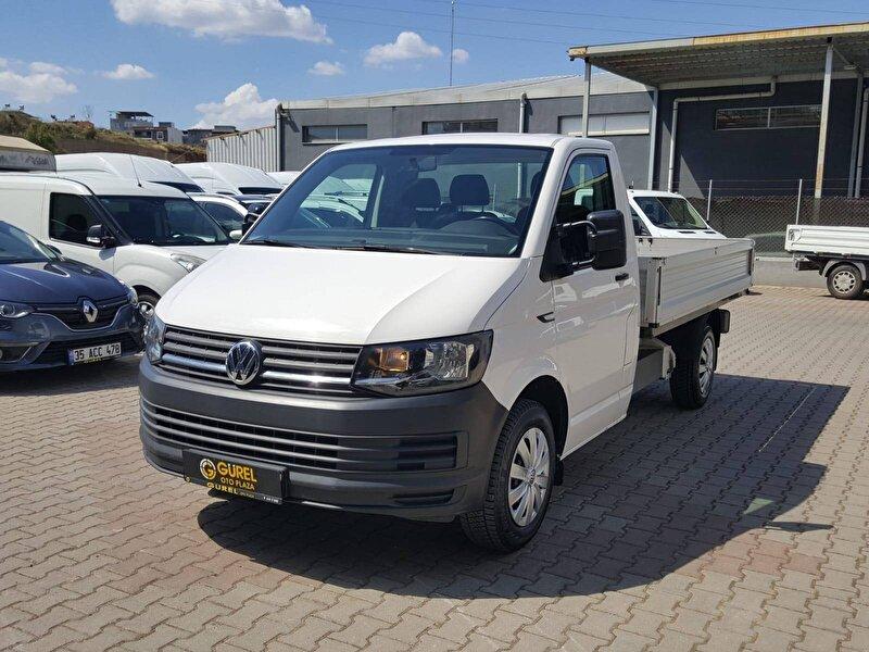 Volkswagen Transporter Tek Kabin (2+1)