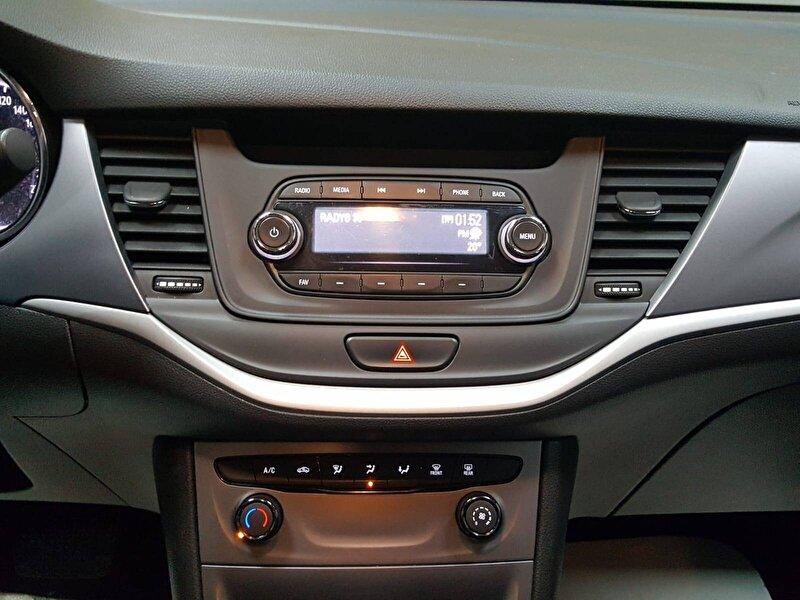 Opel Astra Hatchback 1.6 CDTI Enjoy Otomatik
