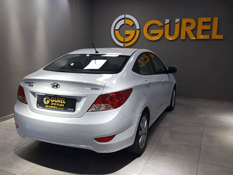 Hyundai Accent Blue Sedan 1.6 CRDI Mode Plus DCT