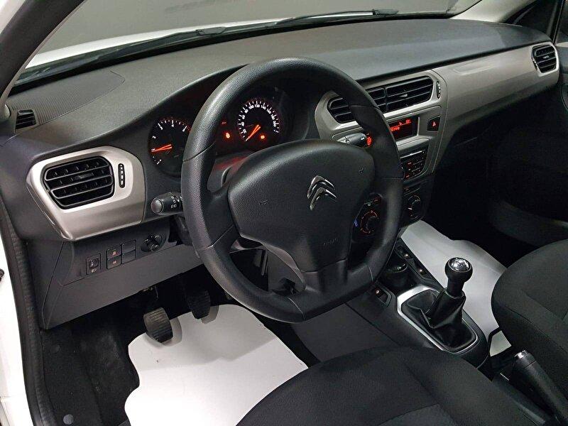 Citroen C-Elysee Sedan 1.6 BlueHDI Live