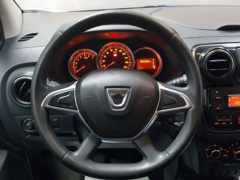 Dacia Lodgy MPV 1.5 DCI Laureate