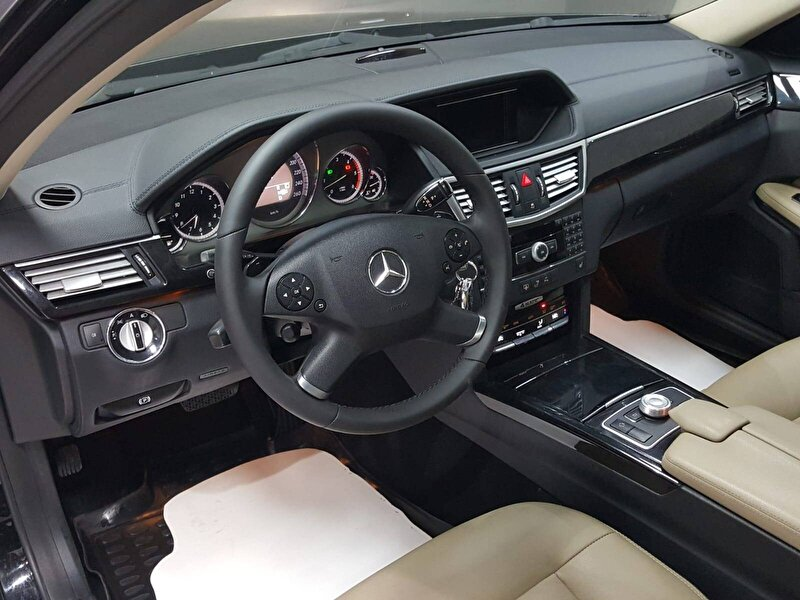 Mercedes-Benz E Sedan 350 CDI 4Matic Premium Otomatik