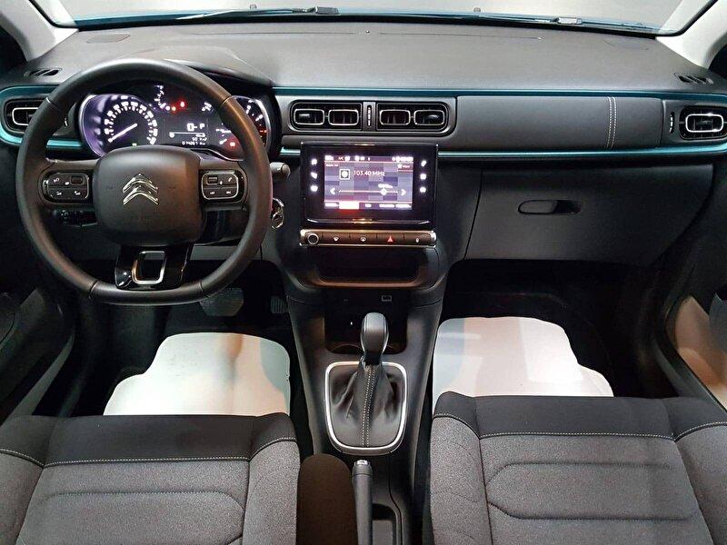 Citroen C3 Hatchback 1.2 PureTech S&S Feel Bold EAT6