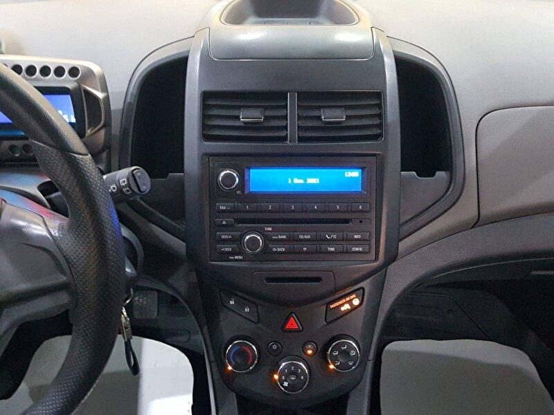 Chevrolet Aveo Hatchback 1.2 LS