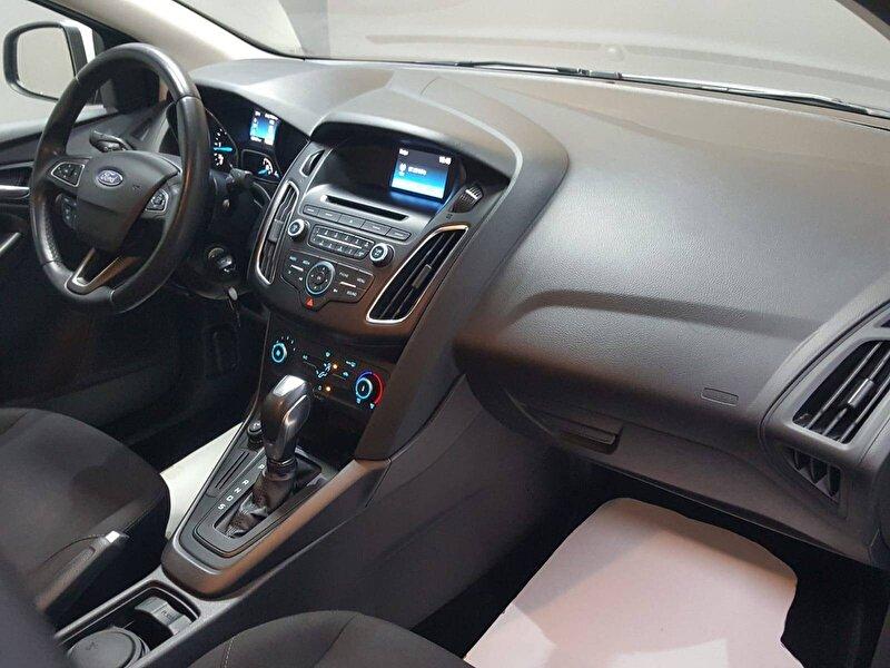 2018 Dizel Otomatik Ford Focus Beyaz GÜREL OTO