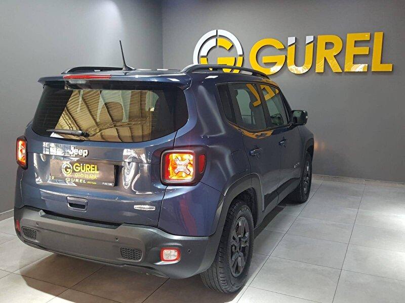 Jeep Renegade SUV 1.3 Turbo 4x2 Longitude DDCT
