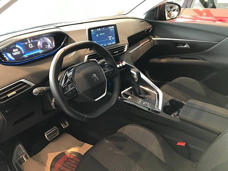 2019 Dizel Otomatik Peugeot 3008 Turuncu OTONOVA AŞ.