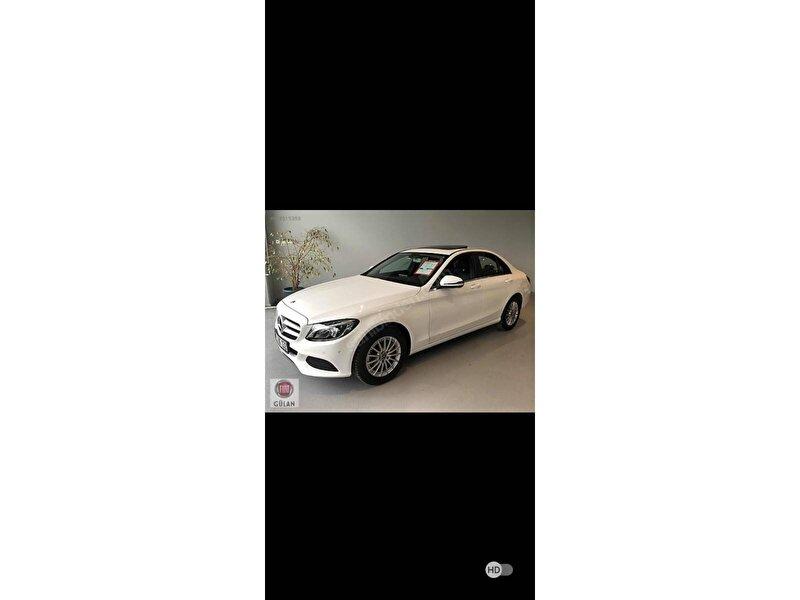 2017 Dizel Otomatik Mercedes-Benz C Beyaz OTONOVA AŞ.