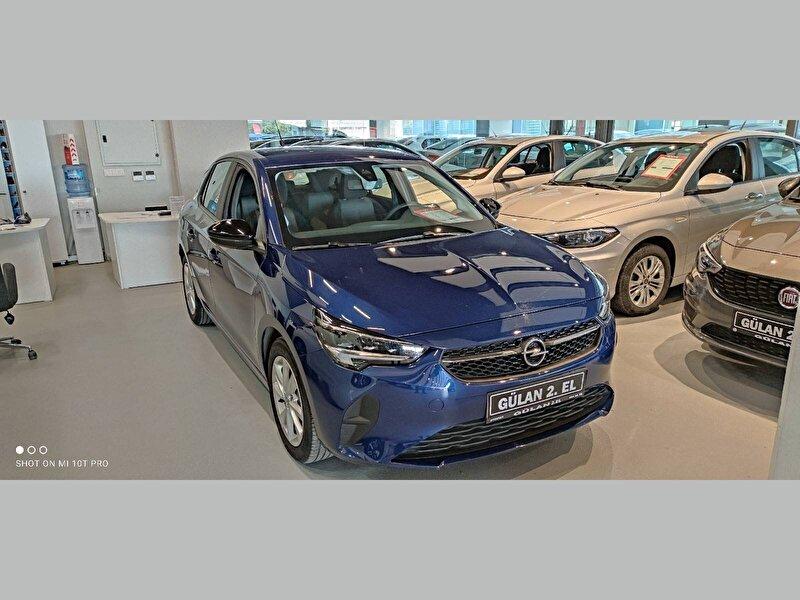 2020 Dizel Manuel Opel Corsa Mavi OTONOVA AŞ.