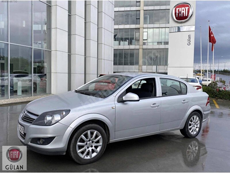 2013 Benzin + LPG Manuel Opel Astra Gri OTONOVA AŞ.