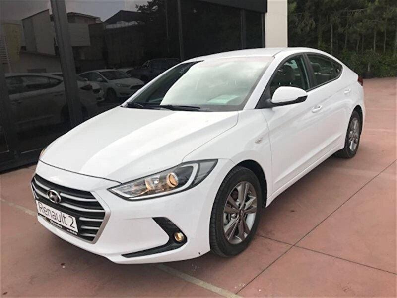 2017 Dizel Otomatik Hyundai Elantra Beyaz OTONOVA AŞ.