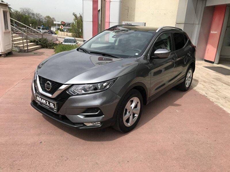 2020 Benzin Otomatik Nissan Qashqai Gri OTONOVA AŞ.