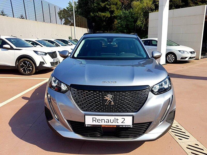 2020 Dizel Otomatik Peugeot 2008 Gri OTONOVA AŞ.