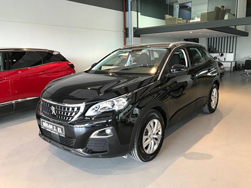 2020 Dizel Otomatik Peugeot 3008 Siyah OTONOVA AŞ.