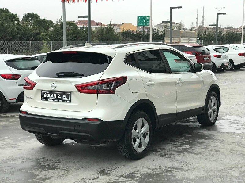 2020 Dizel Otomatik Nissan Qashqai Beyaz OTONOVA AŞ.